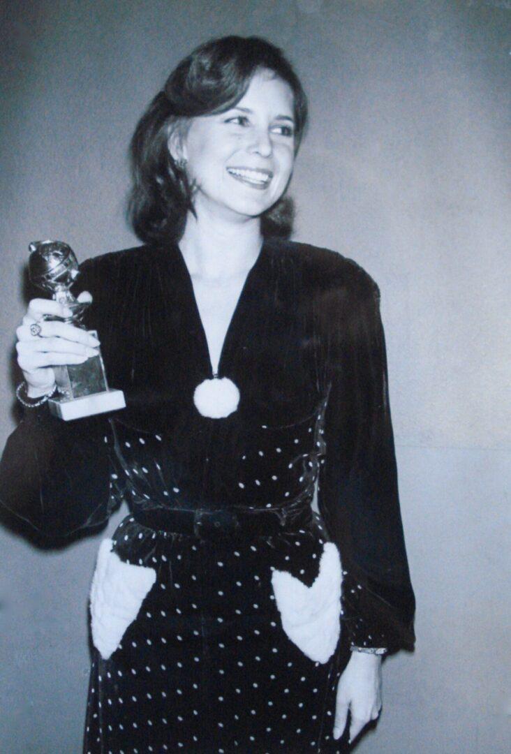 1978 Golden Globe - Best Acting Debut - Female
