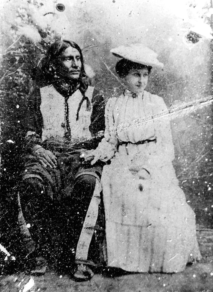 Irenes-Great-Granny-her-hubby-the-Chief--748x1024