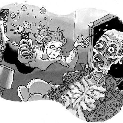 Inferno-Cartoon